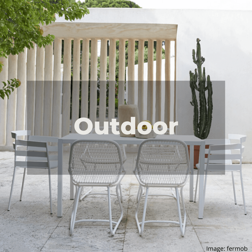 Two Design Lovers designer furniture Outdoor category