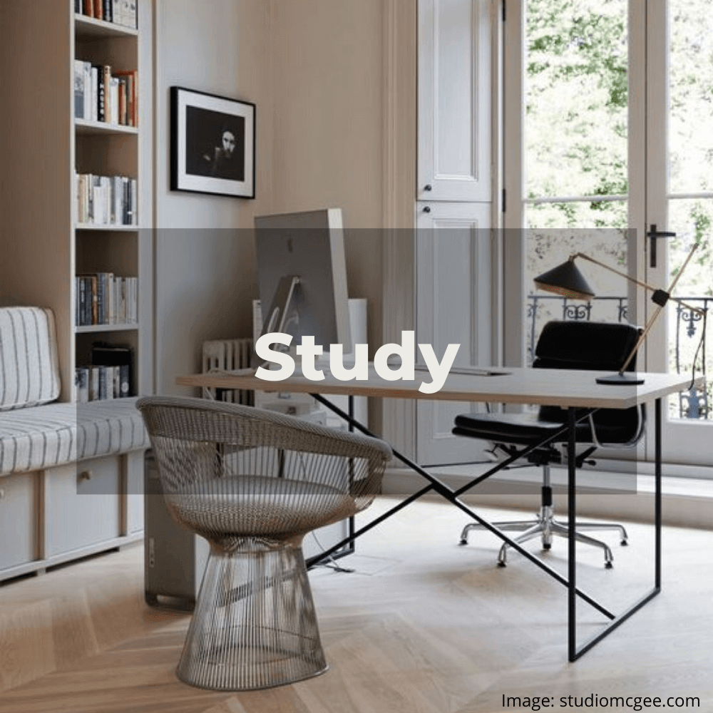 Two Design Lovers designer furniture Study category