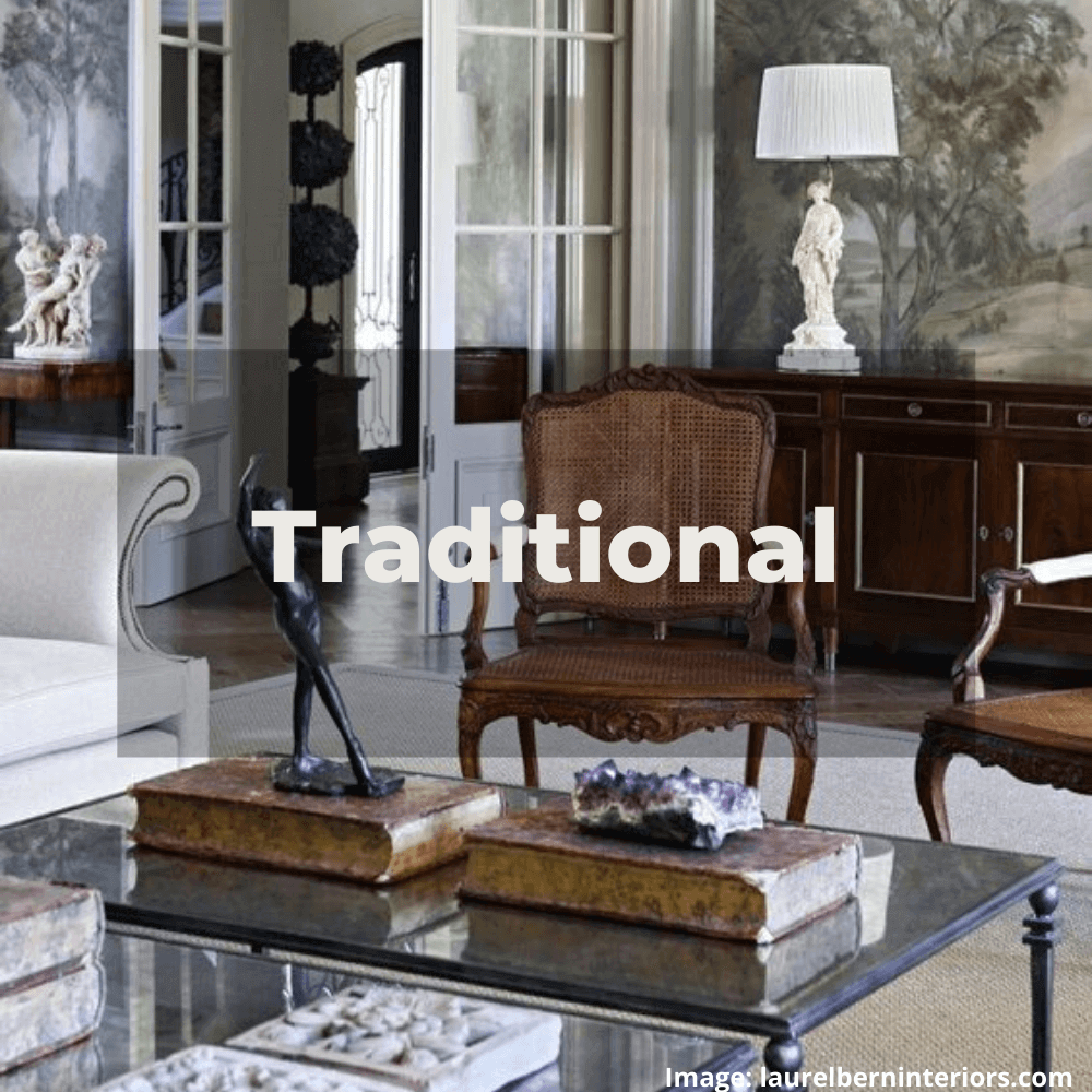 Two Design Lovers designer furniture Traditional style category