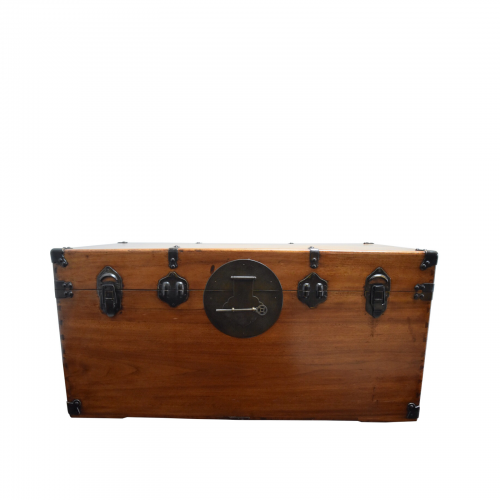 Asian Camphor Wood chest 11