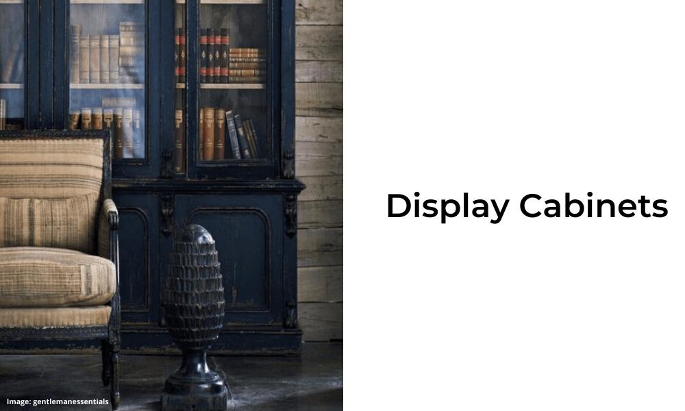 Two Design Lovers designer furniture Display Cabinet category