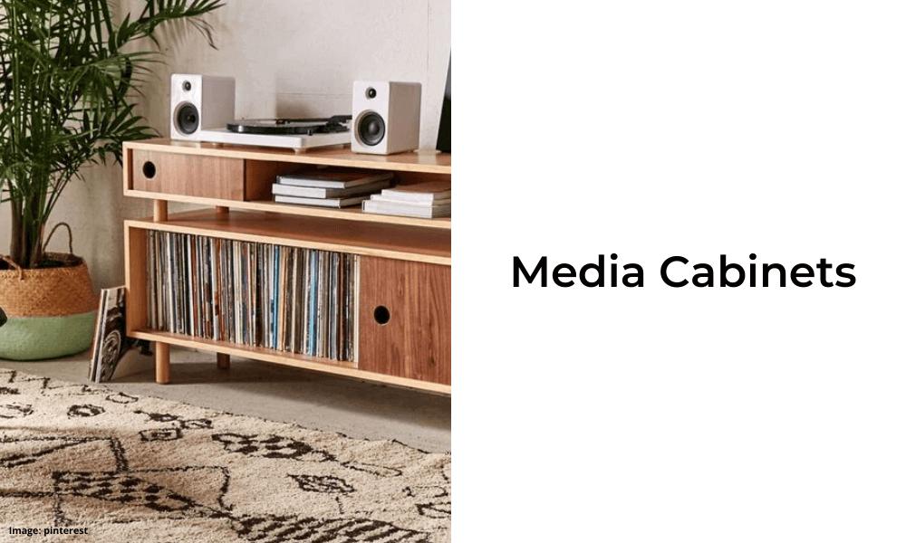 Two Design Lovers designer furniture Media Cabinets category