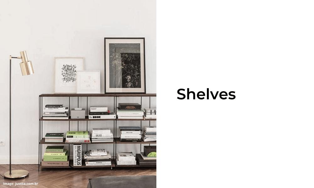Two Design Lovers designer furniture Shelves category