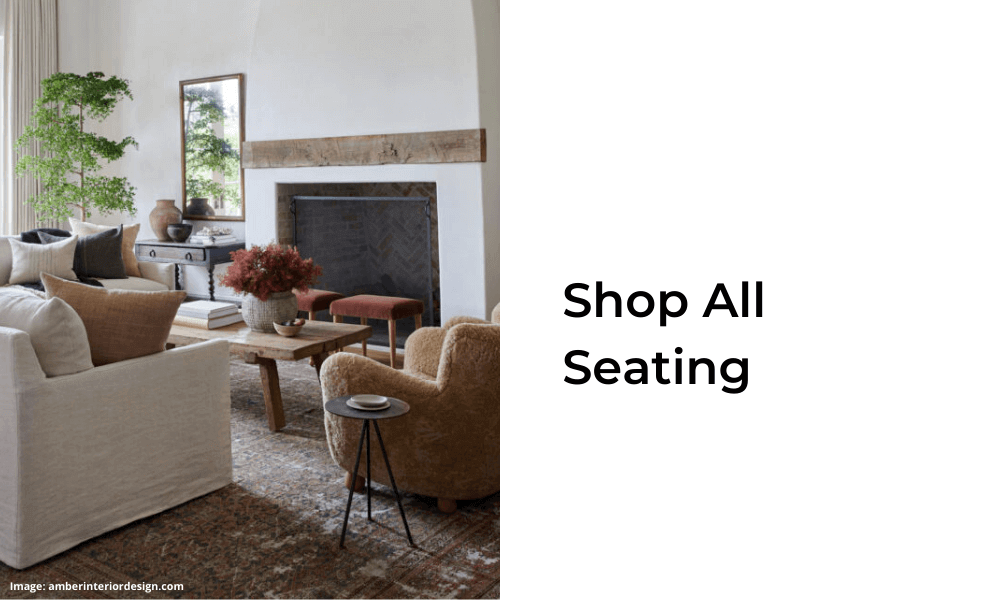 Two Design Lovers designer furniture Shop All Seating category