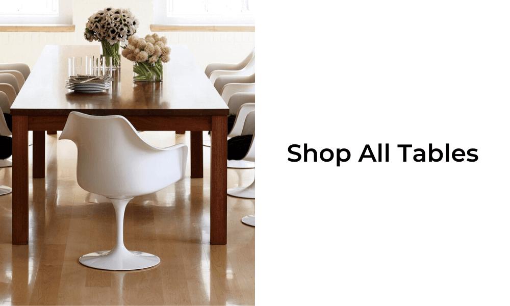 Two Design Lovers designer furniture Shop All Tables
