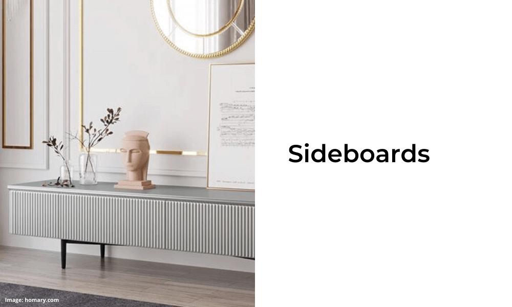 Two Design Lovers designer furniture Sideboards category