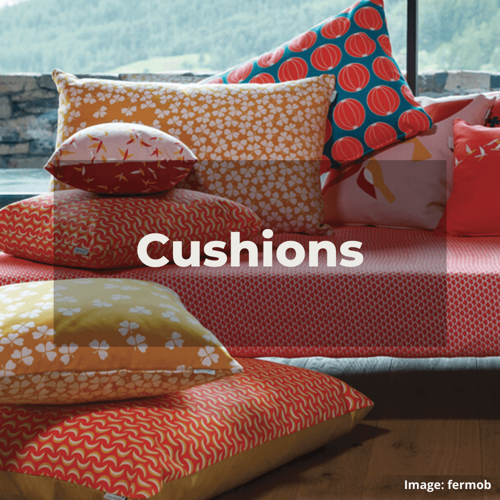 Two Design Lovers designer Accessories Cushions category