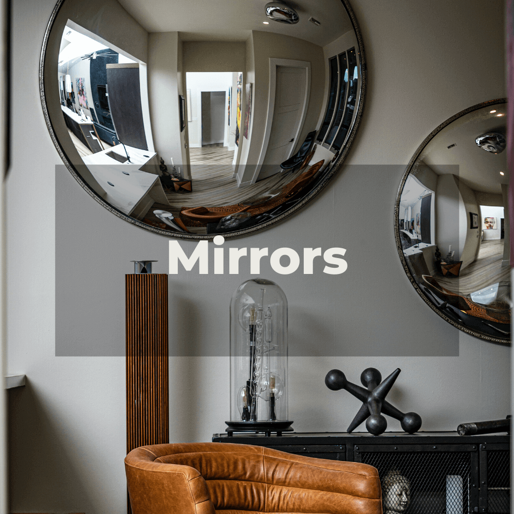 Two Design Lovers designer Accessories Mirrors category
