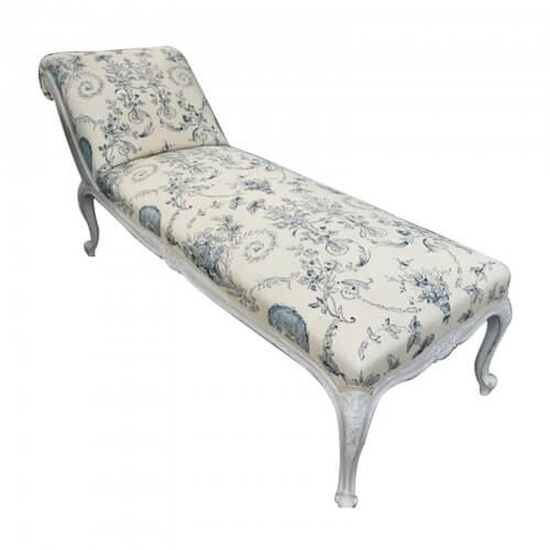 Rustic Coast Furniture Chaise Lounge