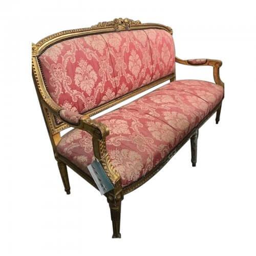 Rustic Coast Furniture French Sofa