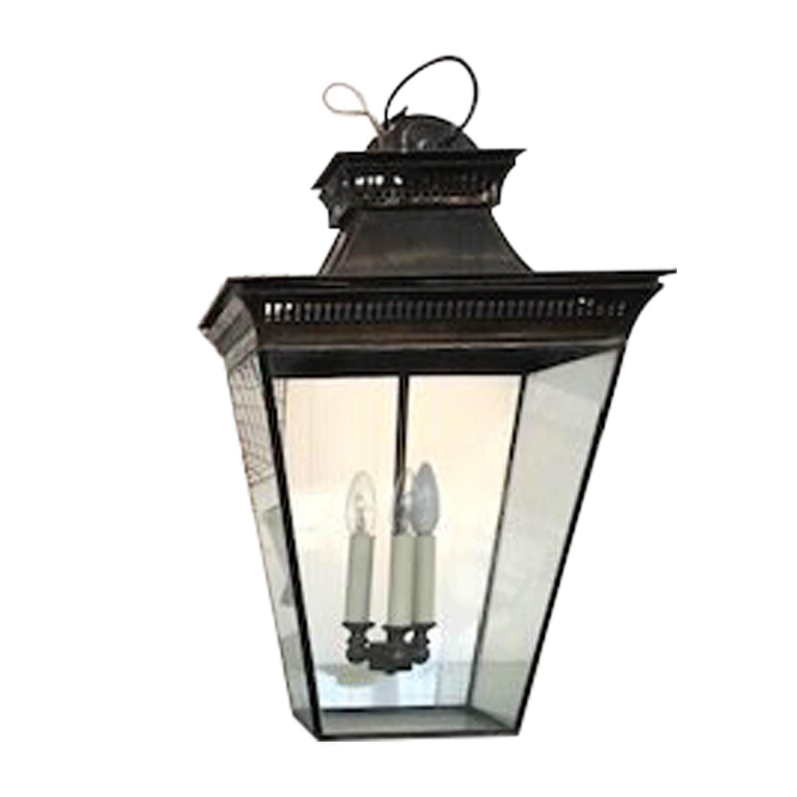 Rustic Coast Furniture lantern