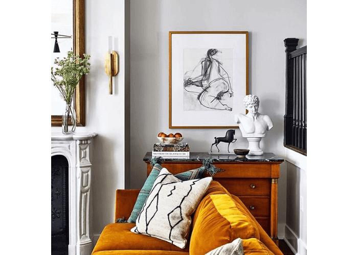 zoe feldman design living room
