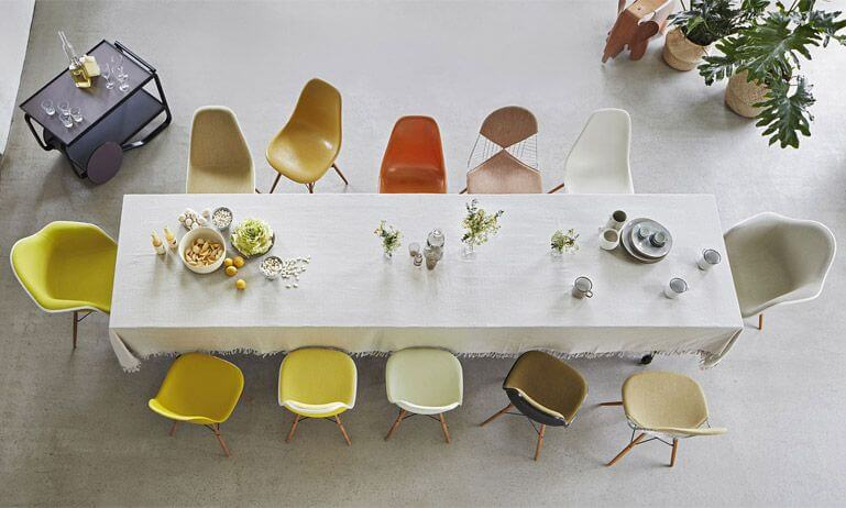 Ray and Charles Eames Chairs