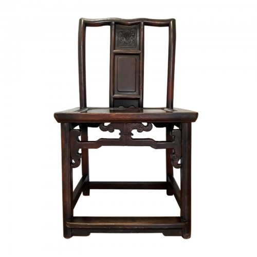 Two Design Lovers Antique Chinese chair