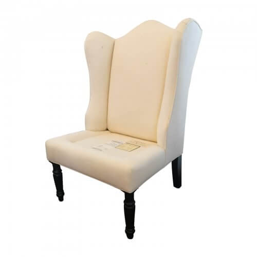 drexel wingback chairs