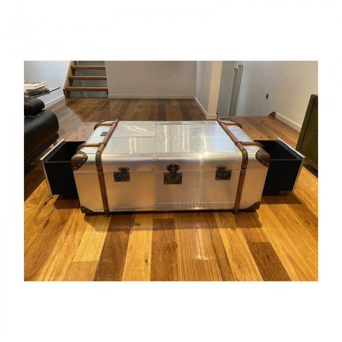 Coco Republic Globetrekker coffee table