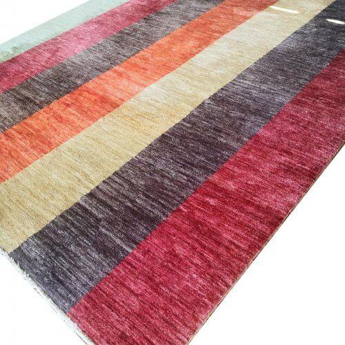 Robyn Cosgrove striped rug