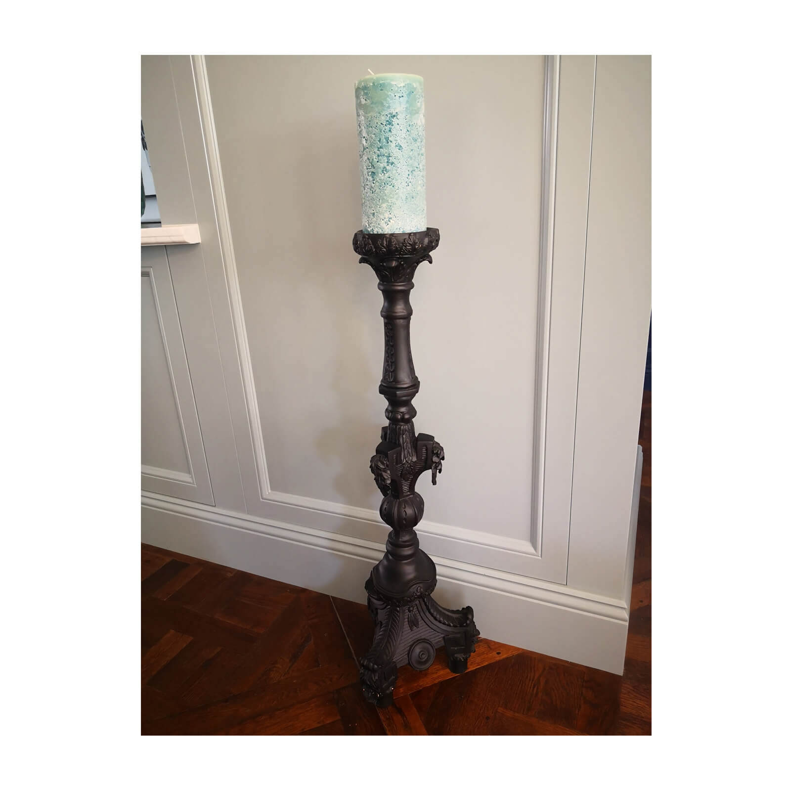 Candle sticks medium black