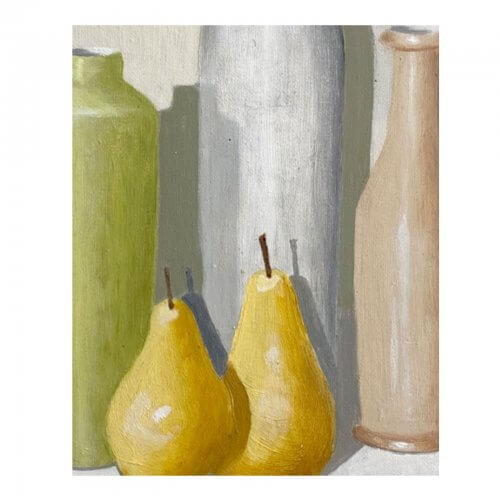 Catherine Hickson Still Life Colour Study