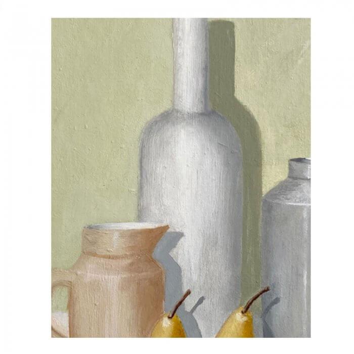 Catherine Hickson, Still Life: Colour Study 11194
