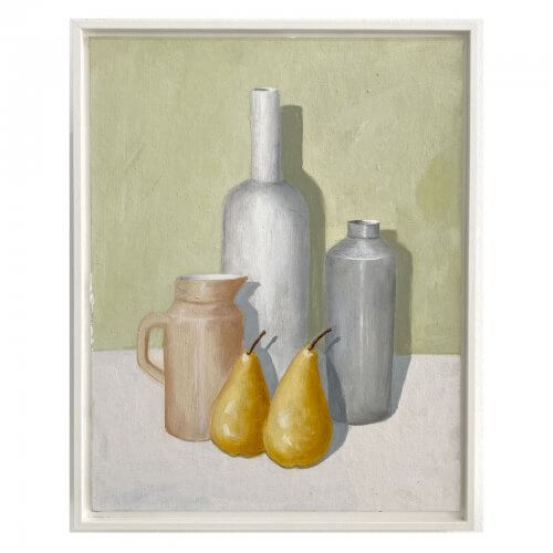 Catherine Hickson, Still Life: Colour Study 11194