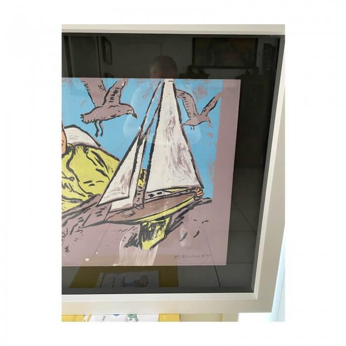 David Bromley Can We Go Sailing