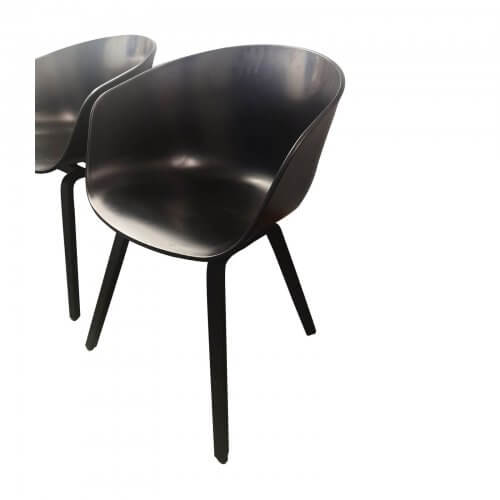 Hay AAC Black Eco Chair