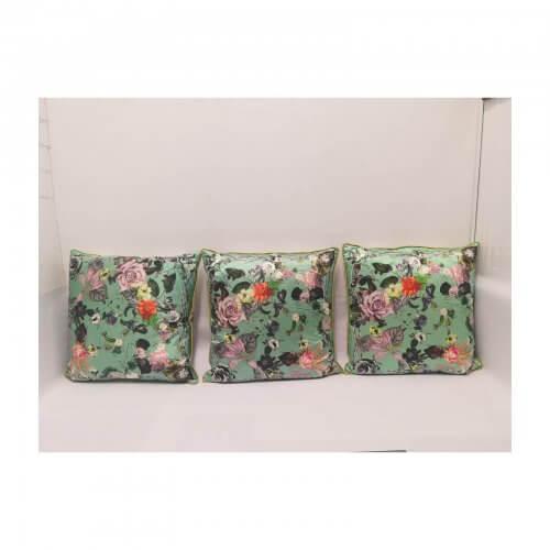 Lacroix Silk Cushions set