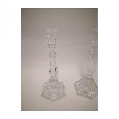 Tiffany Candlestick Holders pair