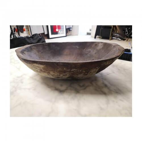 Timber Decorative Bowl
