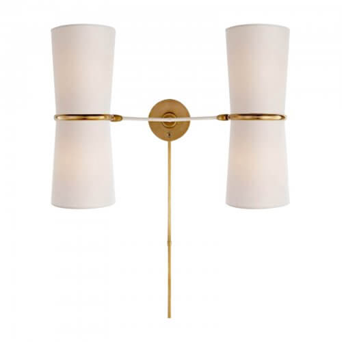 Visual Comfort Aerin Clarkson Sconce