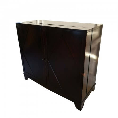 Two Design Lovers Coco Republic bar cabinet