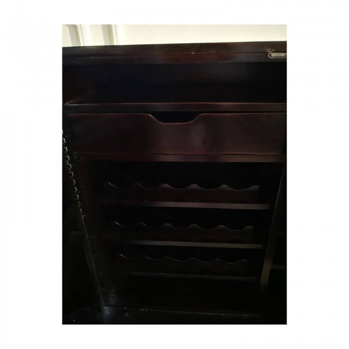two design lovers bar cabinet sideboard