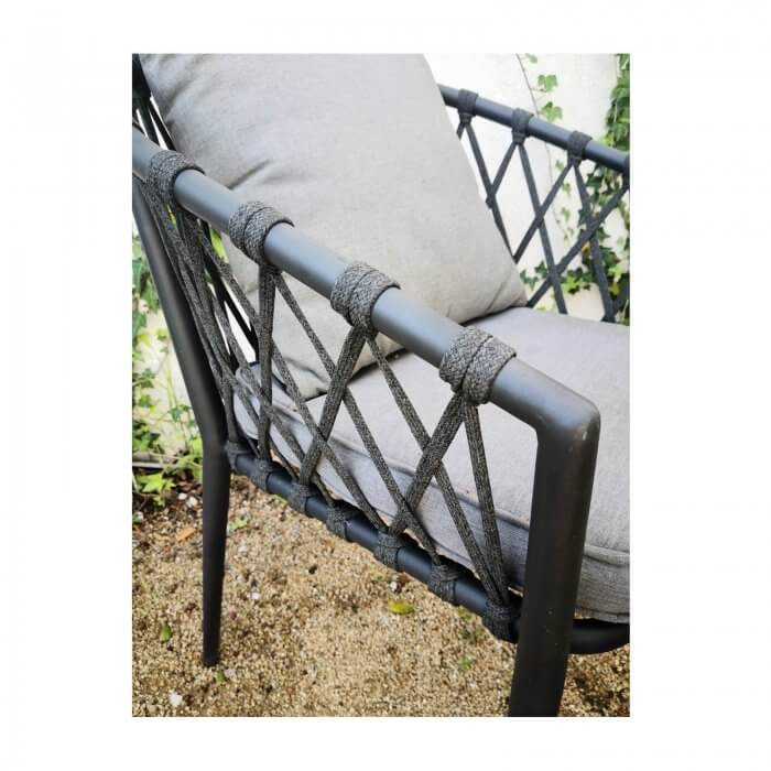 grey outdoor chairs
