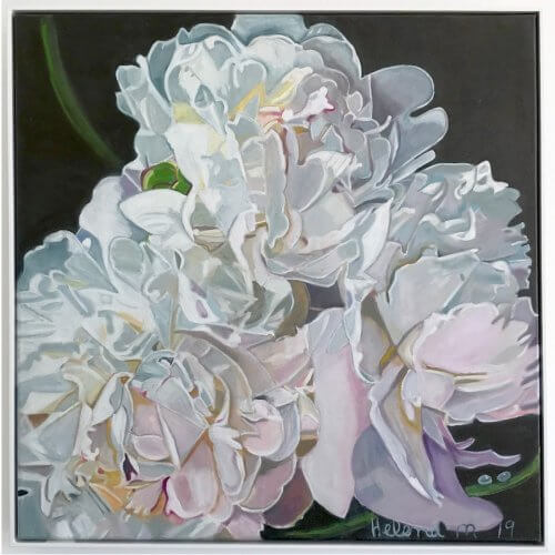 Helena McConochie Waterdrops on Peonies Georgia