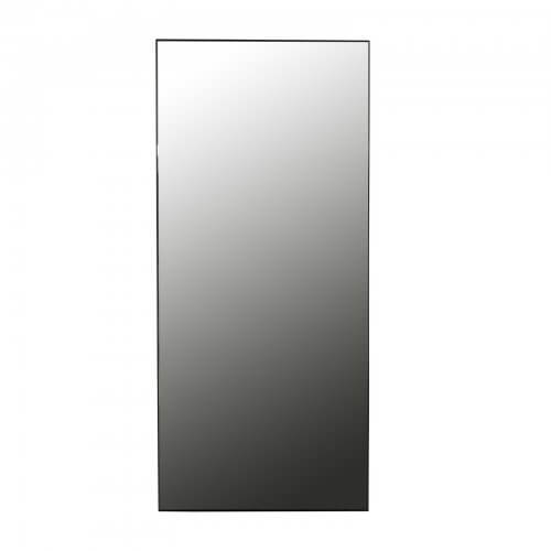 Tall mirror with metal edge. 3 available