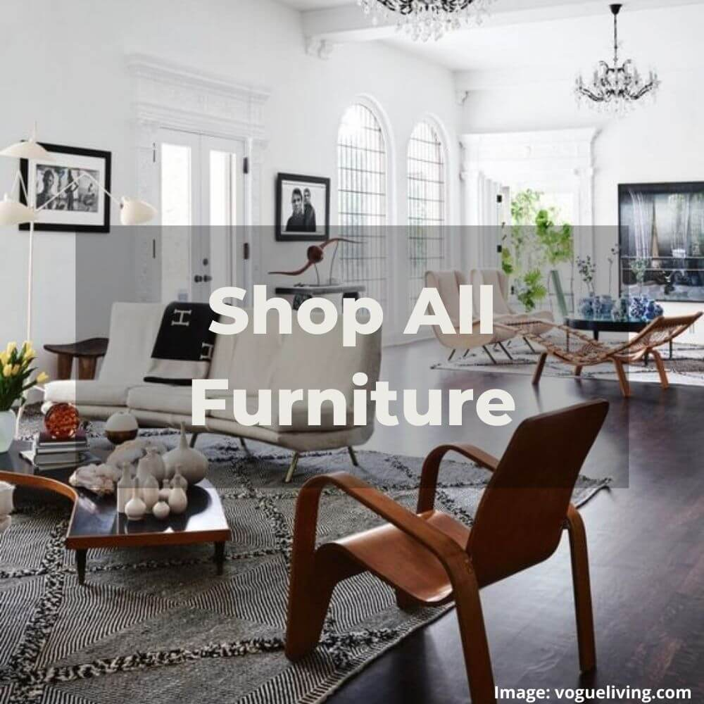 Two Design Lovers designer furniture Shop All Furniture category
