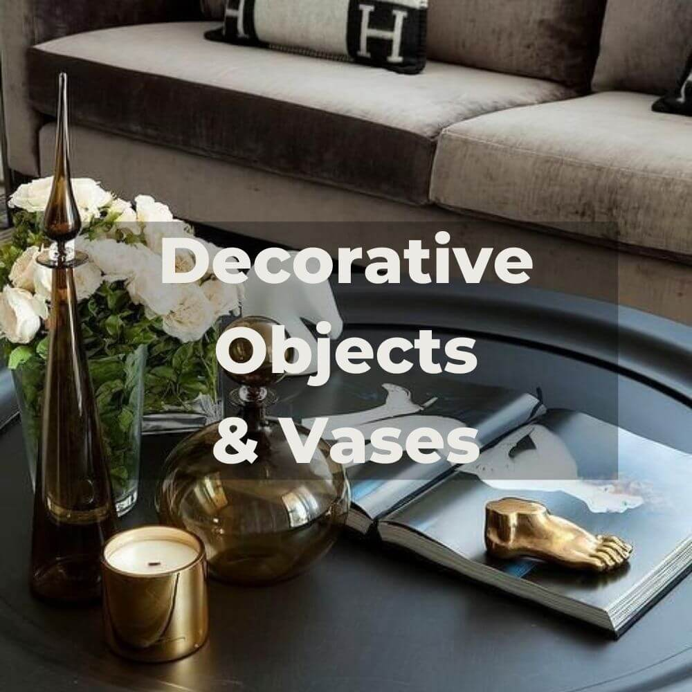 Two Design Lovers designer Accessories Decorative Objects & Vases Category