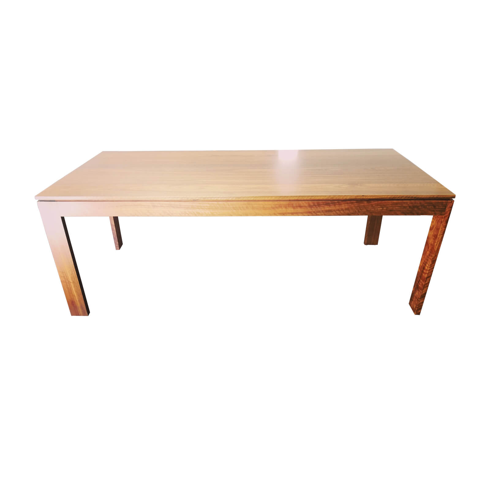 Planet Furniture Dining Table in Spotted Gun