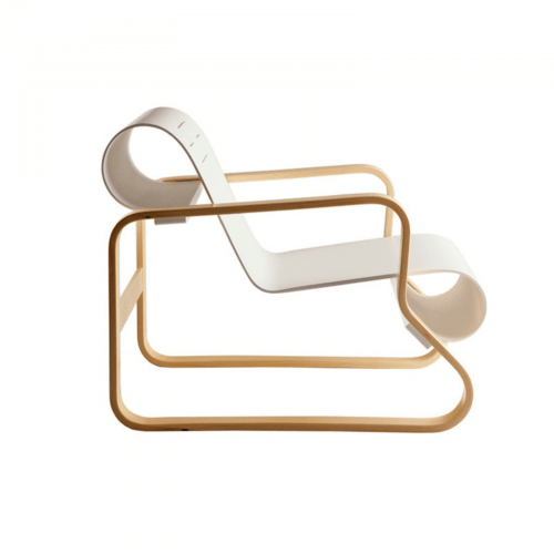 Two Design Lovers Aalto armchair 41 Paimio white
