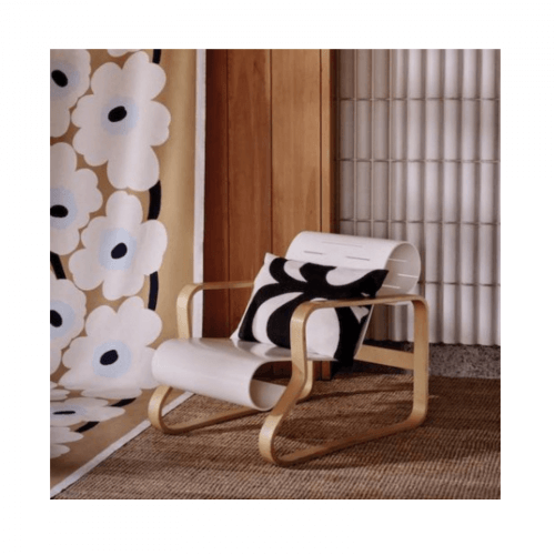 Two Design Lovers Aalto armchair 41 Paimio white Styled