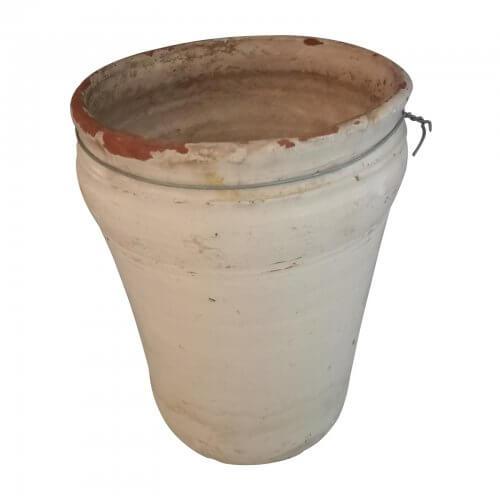 French 19th Century Jar Glazed