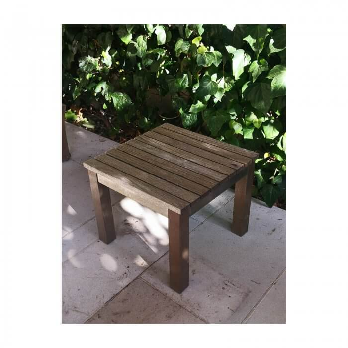 Royal Botania, Outdoor Sun Loungers & Side Table