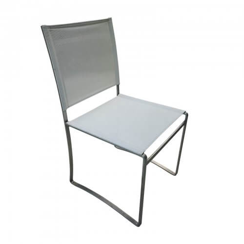 Royal Botania, Outdoor chairs, White mesh