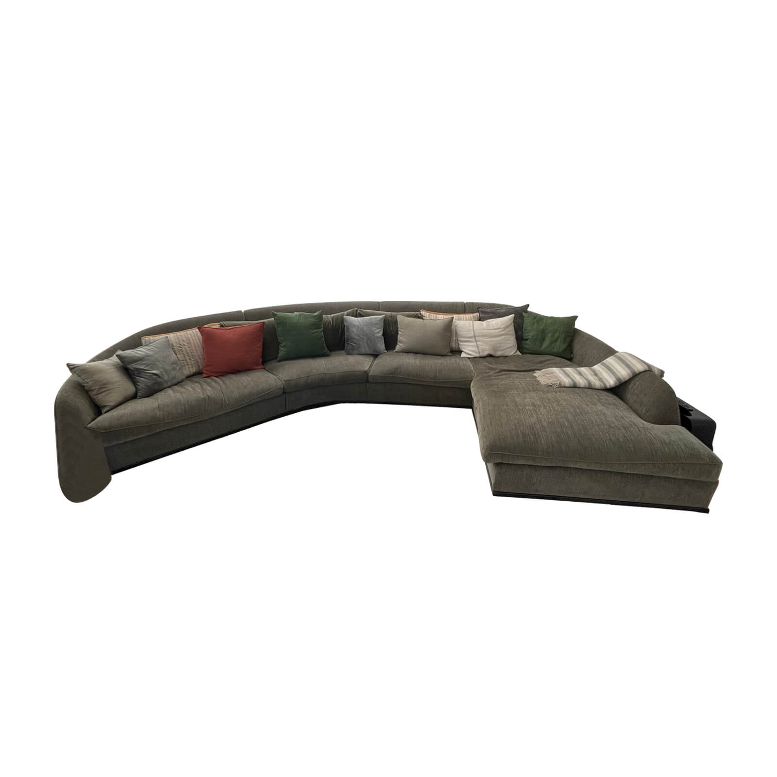 Two-Design-Lovers-Alfred Sofa by Flexform