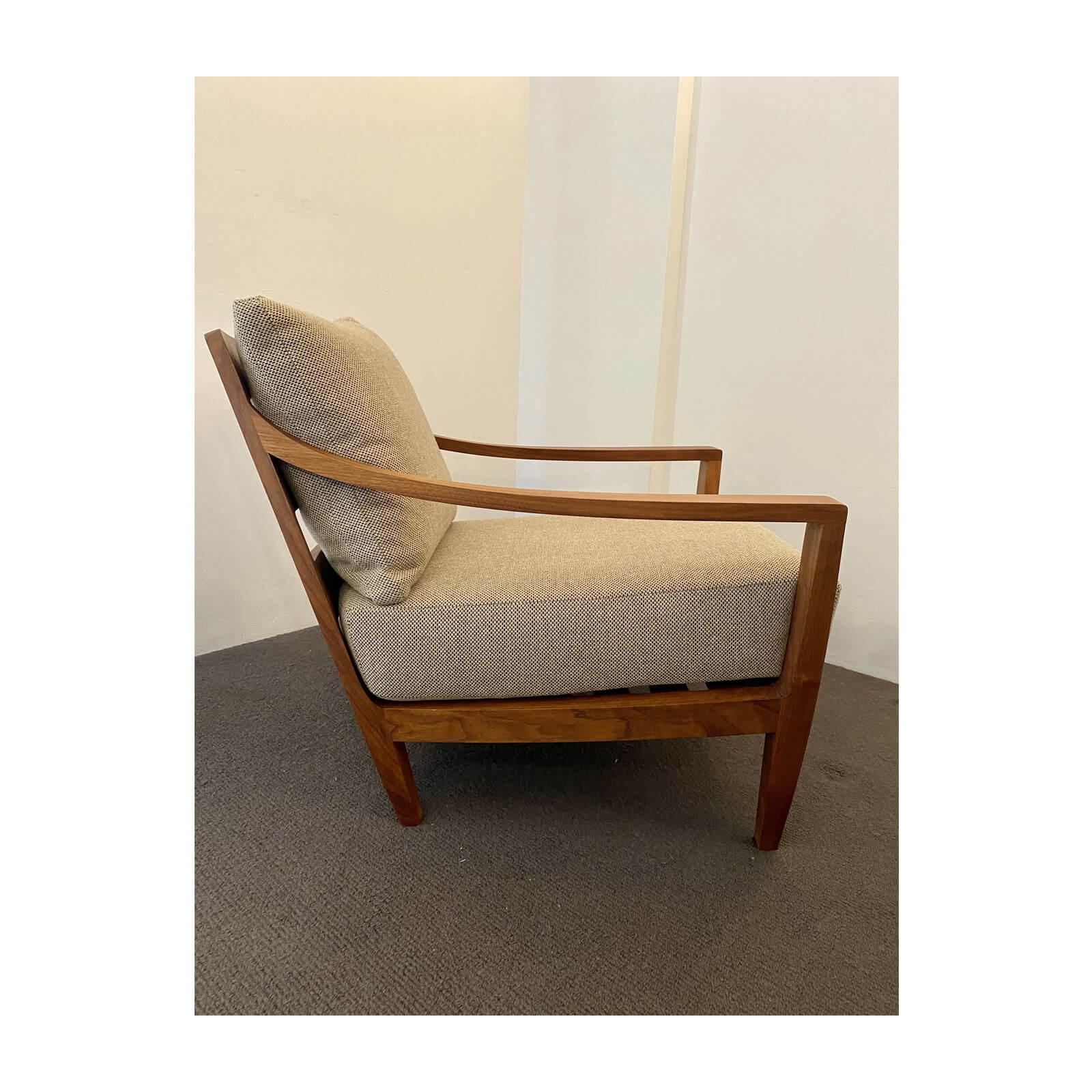 Two-Design-Lovers- De La Espada Matthew Hilton Low Lounge Chairs