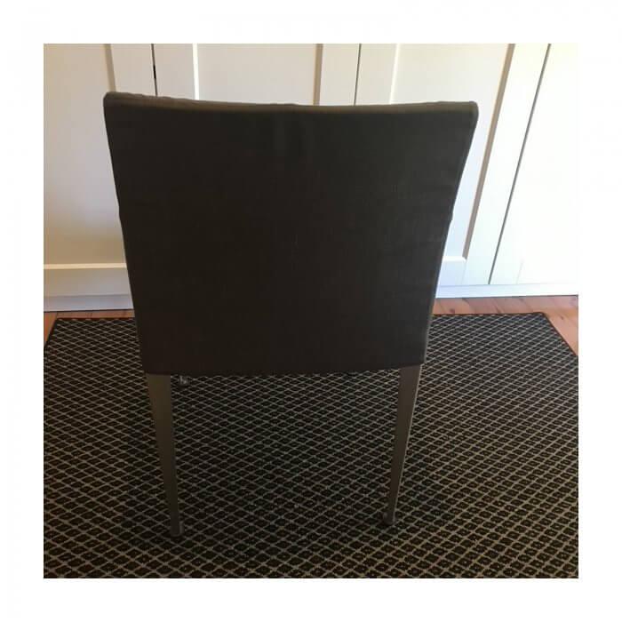Two-Design-Lovers-B&B Italia Melandra Dining Chair