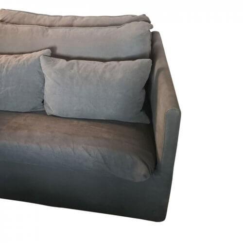 MCM House 3.5 seater Leo sofa