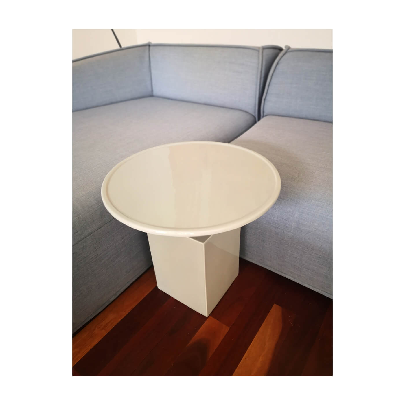 Christoph Delcourt Ouk side table ceramic