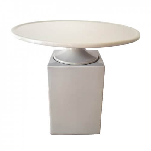 Christoph Delcourt Ouk side table ceramic